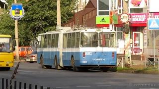 Черкасский троллейбус- ЗиУ-683Б